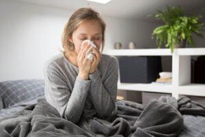 Jak chronić się skutecznie przed zakażeniami, grzybami i pleśnią?