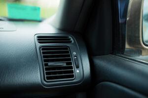 Świeże i czyste powietrze w samochodzie