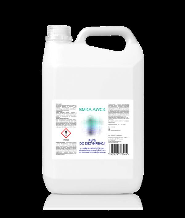 Płyn do dezynfekcji powierzchni SMKA AWCK 5L