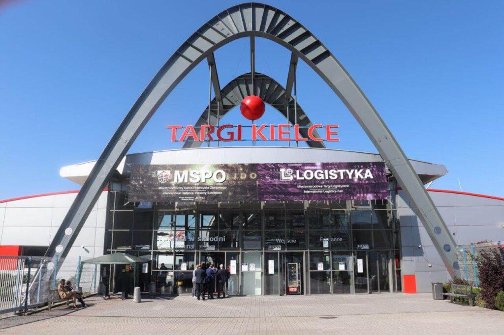 Wystawa na Targach MSPO w Kielcach