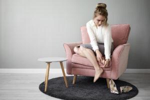 Jak rozwiązać problem zmian skórnych na stopach?